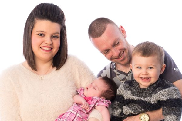 Family Portrait Photographers - Cheshire Cherubs Photography